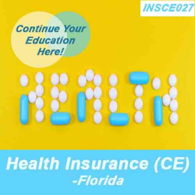 Florida - HEALTH INSURANCE CE (INSCE027FL8)